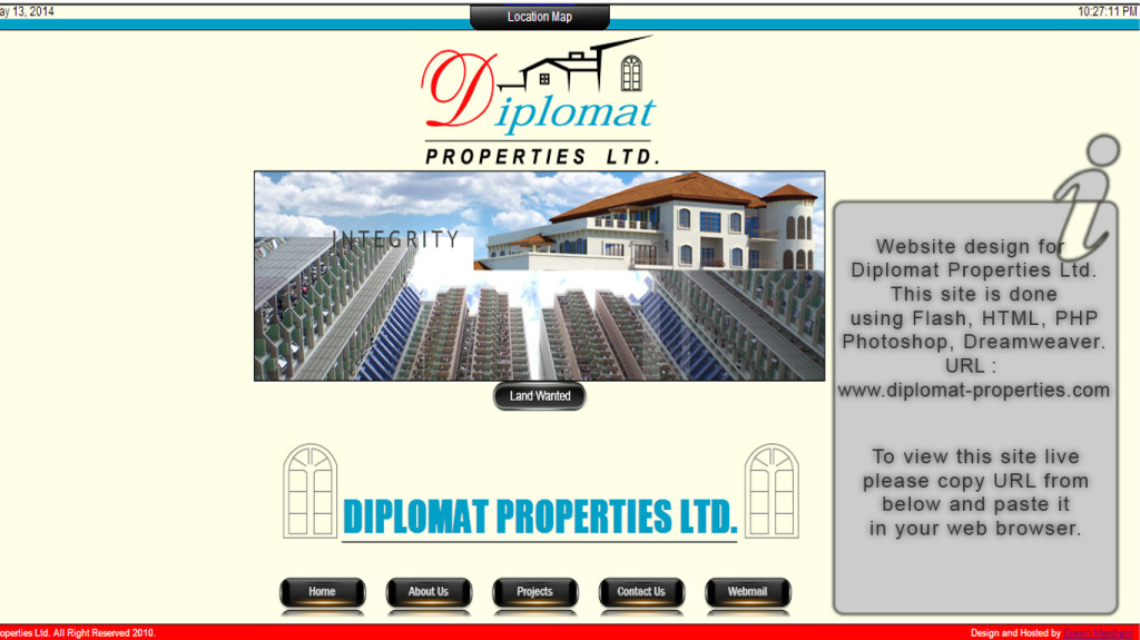 Diplomat Properties Ltd.