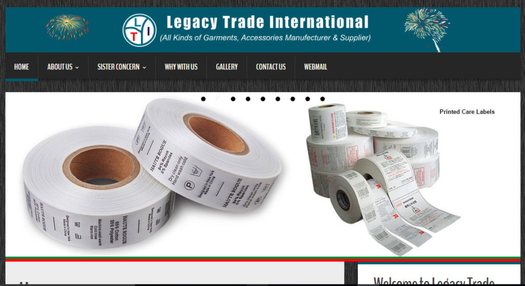 Legacy Trade Int.
